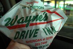 Wayne's Drive Inn - Lawton, OK