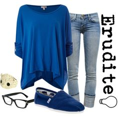 Erudite from Divergent clothes Divergent Outfits, Divergent Fashion, Fandom Outfits, Divergent Clothes, Princess Inspired Outfits, Fandom Fashion, Casual Cosplay, School Fashion, Types Of Fashion Styles