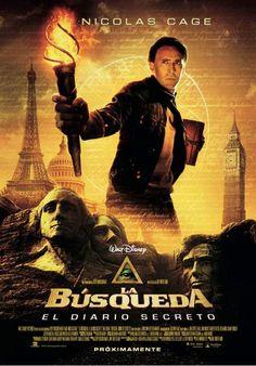Miss películas.: LA BÚSQUEDA.