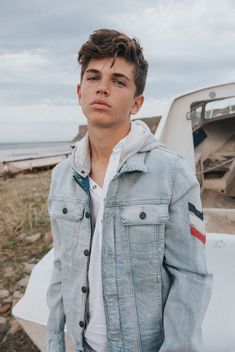 Ozzy Nicholls | Nemesis Models Rebecca Minkoff, Brent Rivera, Zac Efron, Teen Boys, More Cute, Beautiful Boys, Cute Guys, Cute Couples, Raincoat