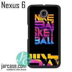 Nike Basket Ball Phone case for Nexus 4/5/6