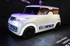 Nissan Teatro for Dayz.........  Among all the serious production cars and clever concepts at the 2015 Tokyo auto show, these wild rides also attracted our attention.