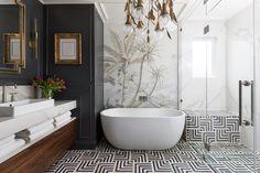 Bad Inspiration, Bathroom Inspiration, Interior Design Inspiration, Architecture Restaurant, Design Firms, Portfolio Design, Luxury Homes, Paint Colors, New Homes