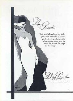 Gruau Payot  1956