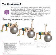 Ab Workout A