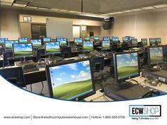 Refurbished Computers in Computer Labs: Refurbished Computers in Computer Labs