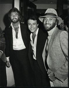 Barry, Andy and Maurice