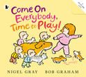 Nigel Gray and Bob Graham are back together and it's time to play in this fun flap book!