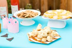 Be sure to make human treats too!  How to Throw a Birthday Party… For Your Dog! via Brit + Co