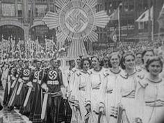 Pagan Nazi Germany German Girls, German Women, Inside The Third Reich, Germany Ww2, Alternate History, Military Photos, World War Ii, Wwii, The Past