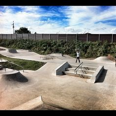Midsomer Norton Skatepark.  www.maverickindustries.co.uk