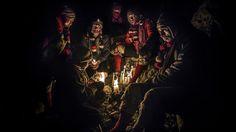 (Timothy Allen: Pilgrims, the Sinakara Valley, the Peruvian Andes. 'Best Single Image' 2015 winner)