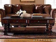 Coffee table from Bernhardt