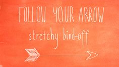 Stretchy Bind Off