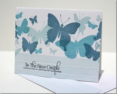 3/3/2013; Kate W at 'I Am the Sporadic Stamper' blog; Beautiful Butterflies stamp set