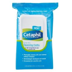 Cetaphil Cleansing Cloth Packs Only $3.62/Each At Rite Aid!