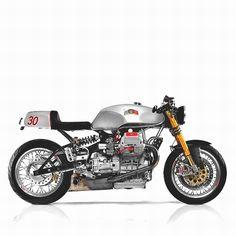 Moto Guzzi Cafe Racer | V11 | Santiago
