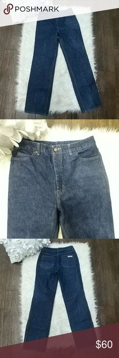 7f531cd3dc25 Vintage 80's CALVIN KLEIN JEANS Size 14 (check measurements as it seems to  run small