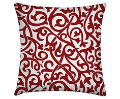 Almofada Encant Vermelha - 45x45cm