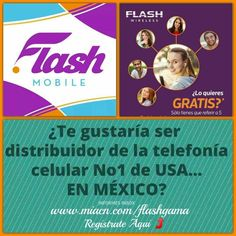 Flash, Colombia