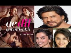 AE DIL HAI MUSHKIL success party | Shahrukh Khan, Deepika Padukone, Ranbir Kapoor.