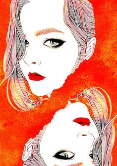 Rachel HollingsheadbyHajin Bae