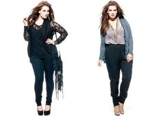 plus size fashions for winter 2013 | 2013 fall-winter plus size fashion | Forever 21, Fall-Winter Plus ...