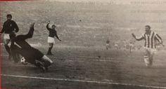 8 dicembre 1968 una parata di cudicini -Juventus 0 - Milan 1