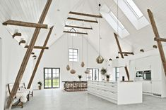Design minimaliste à la campagne - PLANETE DECO a homes world