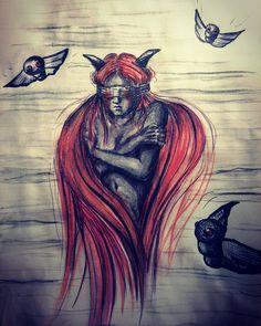 Lilith by Ansuzgaradaraiwo