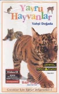 D - Film | . | Yavru Hayvanlar Vahşi Doğada | 8.99 TL | Çocuk - Aile