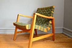 Vintage Jens Risom Lounge Chair $1,250