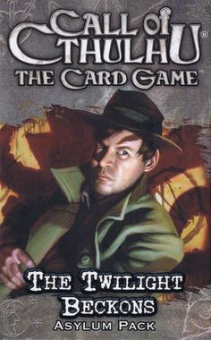 Call of Cthulhu: The Card Game – The Twilight Beckons Asylum Pack
