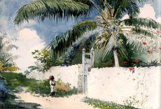 Winslow Homer | Winslow Homer, aquarelles (Bibliothèque de l'Image)