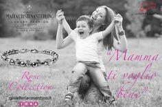 MARIA CRISTINA STERLING GIOIELLI | Rose Collection   Regala Rose Collection per la Festa della Mamma! L'otto maggio è vicino! Disponibile presso Gioielleria Cosentino, Corso Manfredi 181 | Manfredonia (FG)
