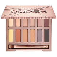 Shop Urban Decay's Naked Ultimate Basics at Sephora. It features a palette with…