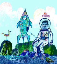 Jill Calder Illustration - Children