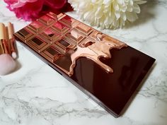 I Heart Makeup Chocolate Rose Gold Eyeshadow Palette | Review and Swatches