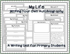 How to start and write my autobiographical essay?