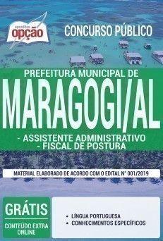 Apostila Maragogi Al 2019 Pdf Assistente Administrativo E Fiscal