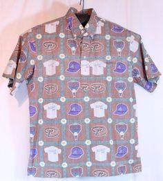 Reyn Spooner L Arizona Diamondbacks Baseball Pullover Hawaiian Shirt Reverse MLB #ReynSpooner #Pullover