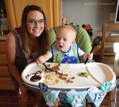+ Glitter & Breastmilk | by Sarah Ashbaugh | How To Throw The Ultimate First Birthday Party