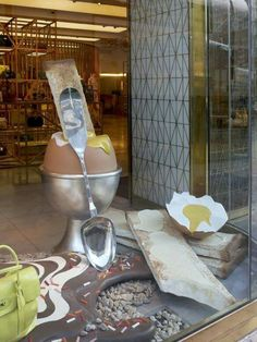 Easter Egg window genius.
