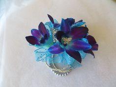 Enchanted Florist Pasadena - Blue Orchid Corsage Prom Flowers, $54.95 (http://www.enchantedfloristpasadena.com/blue-orchid-corsage-prom-flowers/)