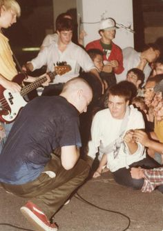Minor Threat is one of those bands who really shaped me as a youngin'. At age 41, their work still speaks volumes to me. That's rather rare & delightful.
