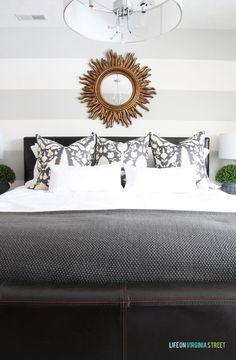 The 58 Week Guest Room Makeover & Diy Designer Pillows