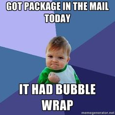 15 Fun & Clean Success Kid Memes - All Gifts Considered
