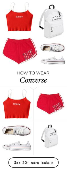"""Untitled #721"" by foxessx on Polyvore featuring Converse"