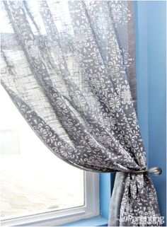 top 10 window treatmants with diy curtains