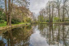 Spiegelschloß - castle reflexion